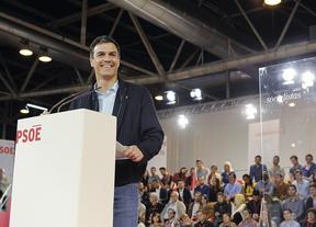 Pedro Sánchez se muestra convencido de que, con Gabilondo y Carmona, Madrid será