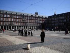 Gastronomía mundial en la Plaza Mayor