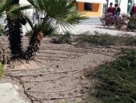 Las Rozas instala un sistema de riego permitirá ahorrar un 20% de agua