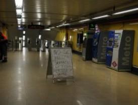 CC OO se querella contra Echeverría por prevaricar al fijar los servicios mínimos de la huelga de Metro