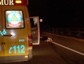 Muere arrollado un joven de 25 años mientras circulaba por la autopista M-50
