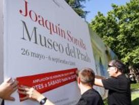 40.000 turistas más podrán deleitarse con Sorolla gracias a la ampliación de horario de la exposición