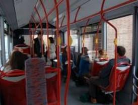 El transporte público pierde 8 millones de usuarios en un año