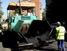 Este lunes comienza el asfaltado de Agastia