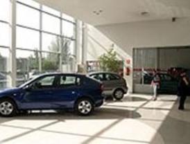 Asaltan un concesionario  y se llevan dos coches por importe de 36.000 euros