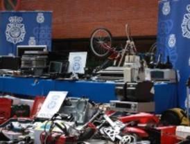 Detenidos 9 miembros de una banda dedicada a asaltar chalés en Madrid