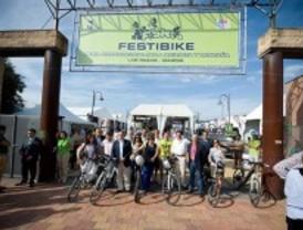 La feria de la bicicleta y la montaña cierra sus puertas con la participación de 4.700 visitantes