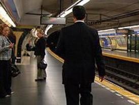 Cortada la línea 5 de metro entre Acacias y Marqués de Vadillo
