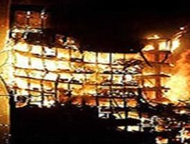 Se cumplen siete años del el incendio del edificio Windsor