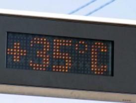 Alerta amarilla por las altas temperaturas