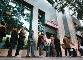 El paro en Madrid bajó un 1,64% en 2013