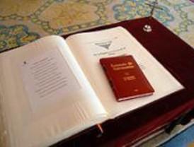 El Palacio de Cibeles acoge la lectura de la Constitución