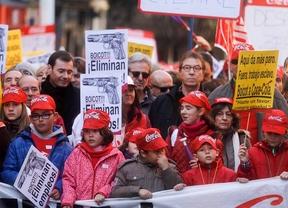 El alcalde de Fuenlabrada exige la reapertura de la planta de Coca-Cola