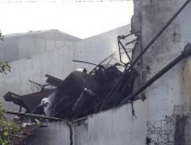 Confirman que los restos hallados en la almazara que explotó son del trabajador desaparecido