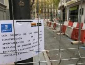 5,7 millones en galerías de servicio para Salamanca