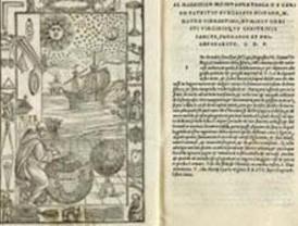 Libros de Astronomía en la Biblioteca Complutense