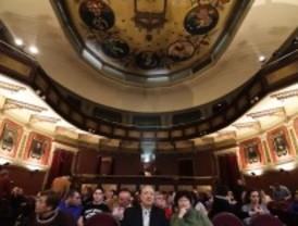 Ateos madrileños se manifiestan en el Ateneo contra la visita del papa Benedicto XVI