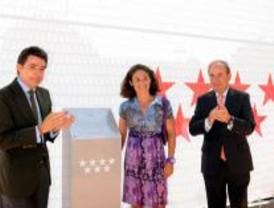 Madrid dedica unas pistas de tenis a 'Vivi' Ruano