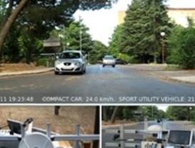 Radares inteligentes para mejorar la seguridad en carretera