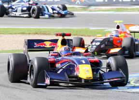Carlos Sainz se proclama en Jerez campeón de las World Series 3.5