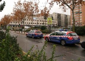 Pillados 'in fraganti' dos atracadores en Alcorcón