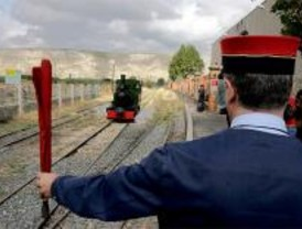 El tren de vapor vuelve a Arganda