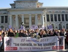 Madrid sale a la calle contra maltrato