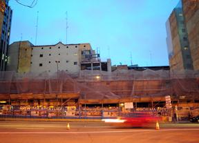 Primer paso para el nuevo hotel de la Plaza de España