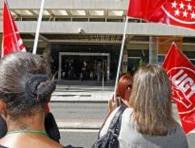 Un ERE temporal afecta a tres de cada cuatro trabajadores del Meliá Castilla