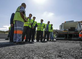 Vuelve la 'operación Asfalto' para mejorar 143 kilómetros de carreteras autonómicas