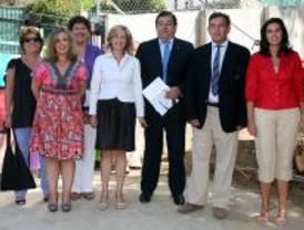 Inaugurado un centro de menores en Robledo de Chavela