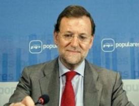 Rajoy pide a Zapatero