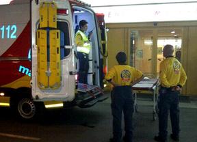 Una mujer de 23 años da a luz en el interior de la ambulancia que le trasladaba al hospital