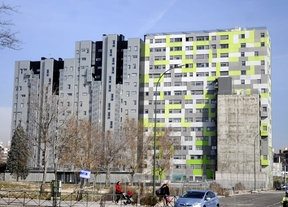 El PSOE denuncia ante el juzgado la venta de pisos de la EMVS