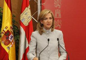 Gallardón y Aguirre quieren evitar a la infanta el 'paseíllo'