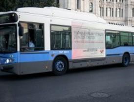 14 líneas de autobús desviadas por una manifestación en Cuatro Caminos
