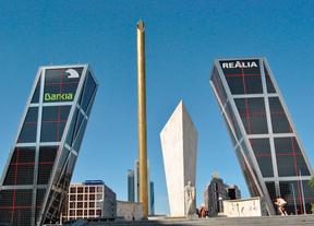 El Ayuntamiento tasa como chatarra un obelisco pagado a precio de oro