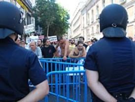 Una nueva unidad con 378 agentes reforzará a los antidisturbios en Madrid
