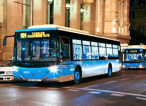 Autobús nocturno EMT