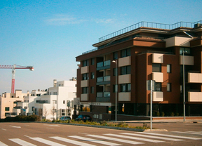Promoción urbanística de Valdebebas