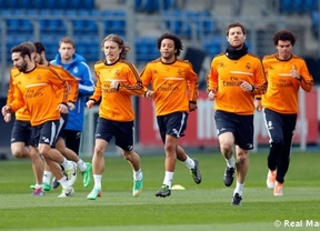 El Real Madrid tratará de encarrilar la eliminatoria en casa