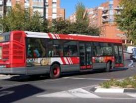 Varias líneas de la EMT modifican sus recorridos hasta el lunes