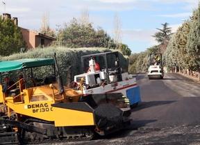 Las Rozas renovará este verano 35.000 metros cuadrados de calzadas