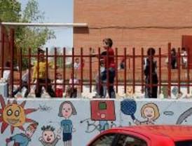 Ciudad Lineal mejora 13 colegios públicos