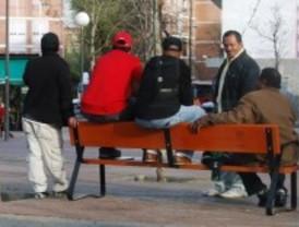 El 43 por ciento de los parados de Madrid capital son extranjeros