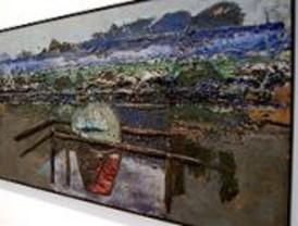 La Galería Marlborough dedica una exposición al madrileño Lucio Muñoz