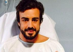Nuevos rumores sobre el accidente de Alonso