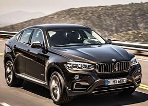 BMW X6, salto evolutivo