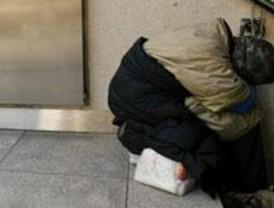 Un 13,3 por ciento de los madrileños vive por debajo del umbral de la pobreza