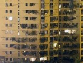 60 heridos por la explosión de un coche bomba en el cuartel de la Guardia Civil de Burgos